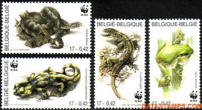 Reptielen en amfibie‰n