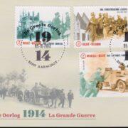 100 jaar eerste wereldoorlog