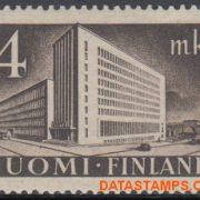 post gebouw